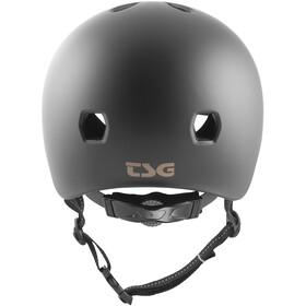 TSG Meta Solid Color Helmet satin black